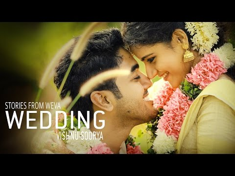Wedding Video of Vishnu & Soorya