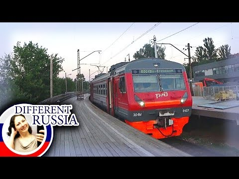 Is it Safe to Travel to Moscow, Russia? What's Wrong with Commuter Trains? WATCH BEFORE YOU GO!