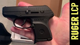 Ruger LCP 380 | Unboxing | Pocket Perfection