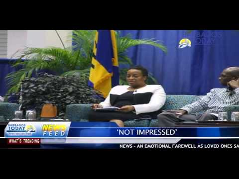 BARBADOS TODAY AFTERNOON UPDATE -  JUNE16, 2015