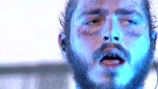 Post Malone - Candy Paint Live at Kaaboo Del Mar [1080p]