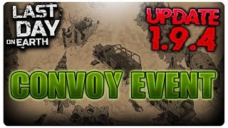 UPDATE 1.9.4 | NOUL EVENT | Last Day on Earth
