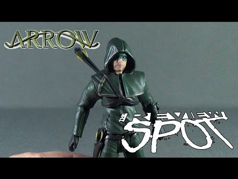Toy Spot - DC Collectibles Arrow Television Series Arrow