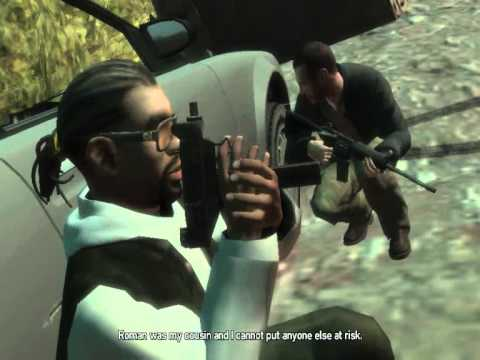 Grand Theft Auto IV: Story Complete - (Deal) Ending