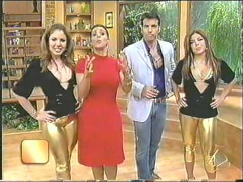 Sexy Latina Bailarinas de Escandalo Tv Dancers 2