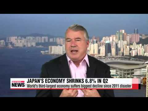 Japan's economy rapidly declines in Q2