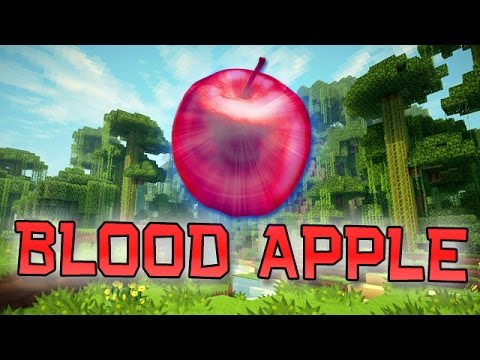 Minecraft BLOOD APPLE COLLECTORS! UHC-Express Mini-Game Challenge!
