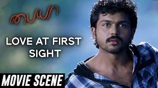 download lagu Paiyaa - Love At First Sight  Karthi, Tamannaah gratis