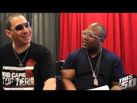 Kid Capri Talks 50 Cent's Success; Madonna; Grammy For Jay-Z's Hard Knock Life - TI50