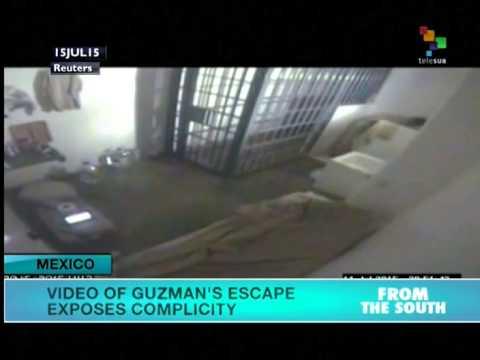 Mexico: El Chapo Escape Highlights Prison Corruption