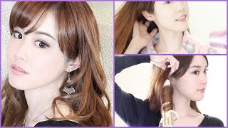 【My HAIR Routine】How To: Long-Lasting Curls + Healthy Hair Care!