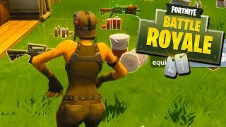 DANCE OFF CHALLENGE! - Fortnite Battle Royale!
