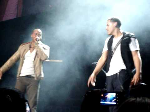 ROMEO VS HENRY - AVENTURA IZOD CENTER 7/11/2010