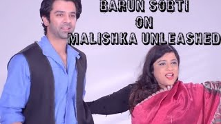Barun Sobti On Malishka Unleashed - Exclusive Interview Teaser