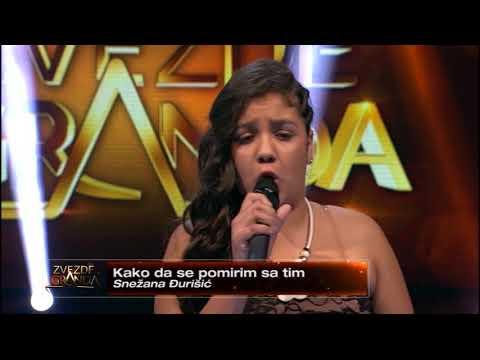 Lidija Jankovic - Kako da se pomirim sa tim (live) - ZG 2014/15 - 07.11.2014. EM 8.