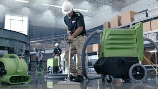 A day in the life - SERVPRO.