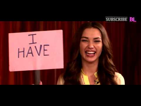 EXCLUSIVE   Singh Is Bliing's Amy Jackson plays 'Never Have I Ever' with BollywoodLife!