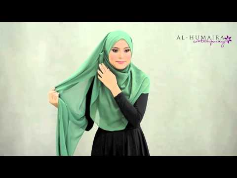 Video jilbab instan humaira