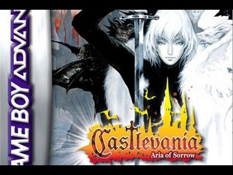 CGRundertow CASTLEVANIA: ARIA OF SORROW for Game Boy Advance Video Game Review