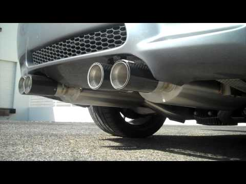 08-13 BMW M3 E90 PERFORMANCE EXHAUST SOUND CLIP