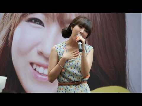 Hari - Gwiyomi Song And Interview In Singapore (11 Aug 2013)