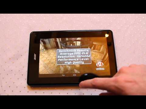 Acer Iconia B1 Review The £99 Gaming Android Tablet - Androidizen