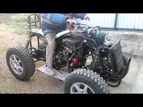 Квадроцикл своими руками кабан 58
