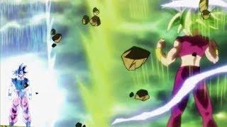 Dragon ball super episode 116 | Part2 |Goku ULTRA INSTINCT vs kefla | English Subbed