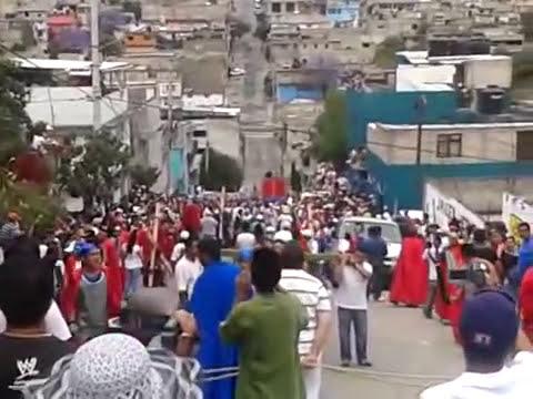 Semana Santa En Naucalpan, Las Torres 2012 (COMPLETO)