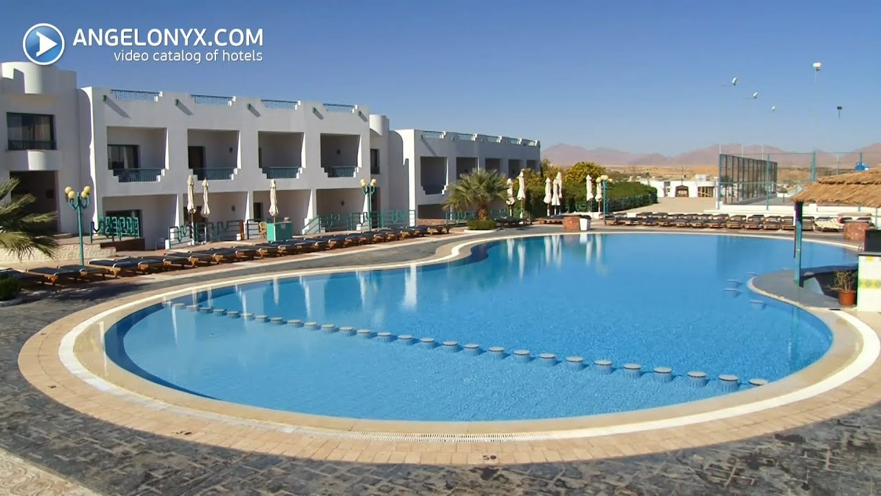 Sharm holiday resort 4 hotel sharm el sheikh egypt youtube - Dive inn resort egypt ...