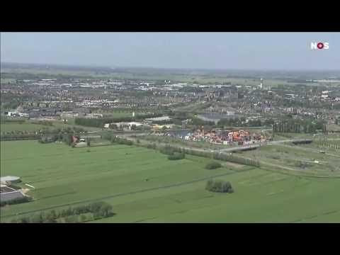 Live: Vlieg mee over de Nederlandse stranden