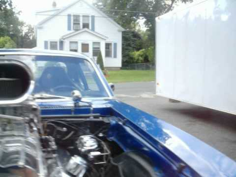 BLOWN PRO STREET 69 NOVA KILLER FOR SALE