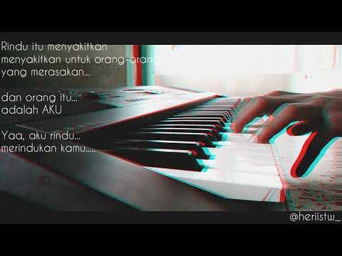 Tere liye instrumen piano cocok untuk status WA