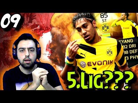 Cok büyük Transfer | 5.Lig??? | Fifa 16 Ultimate Team | 9.Bölüm | Ps4