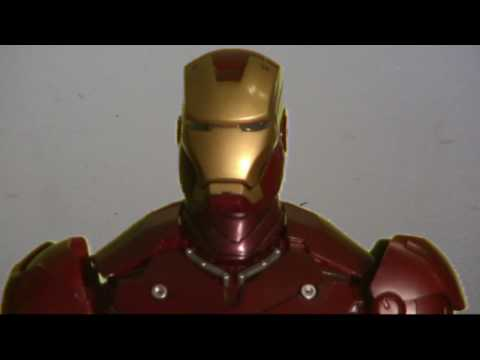 Iron Man AA Video