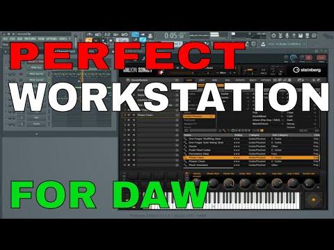 Steinberg HALion Sonic 3 Demo Song FL Studio