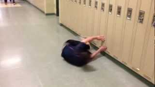 Hallway Swimming