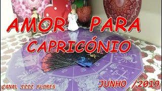 AMOR PARA CAPRICÓRNIO JUNHO/ 2019