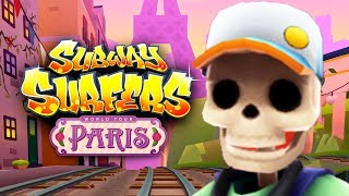 SUBWAY SURFERS - PARIS 2018 ✔ MANNY AND 55 MYSTERY BOXES OPENING