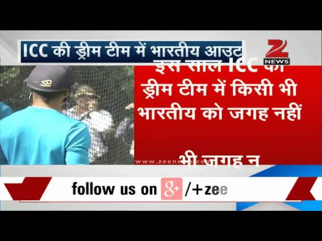No Indians in ICC Team of World Cup 2015