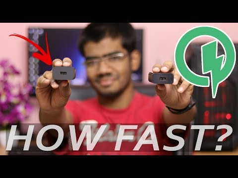 Redmi Note 5 Pro Fast Charging Test vs Standard Charger | any Difference?