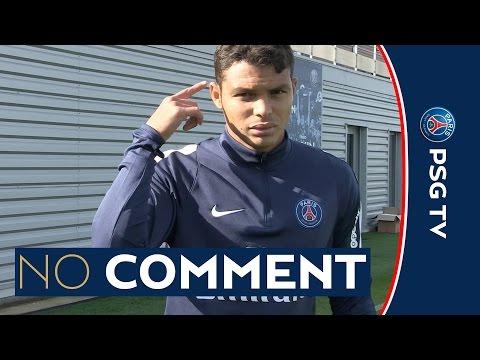 NO COMMENT - ZAPPING DE LA SEMAINE Thiago Silva