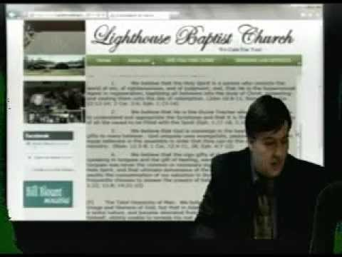 "Part 1 Lighthouse Baptist Church Ludington MI Reviewed featuring ""Pastor"" Blount"