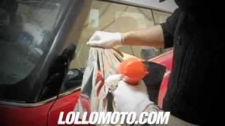 Pellicola Cromata Car Wrapping Adesivo Chrome Cromature Auto Moto Camion Camper - LOLLOMOTO.COM