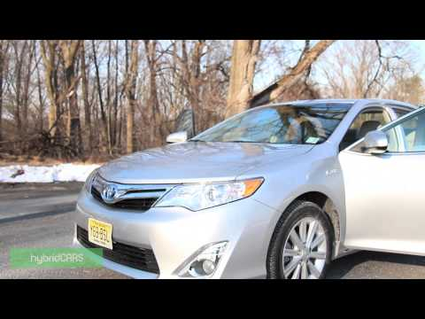 2013 Hybrid Camry Review
