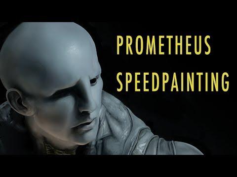Prometheus Speedpainting
