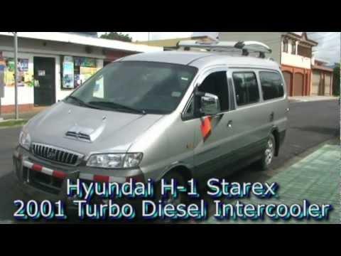Starex 2001 Turbo Diesel Intercooler