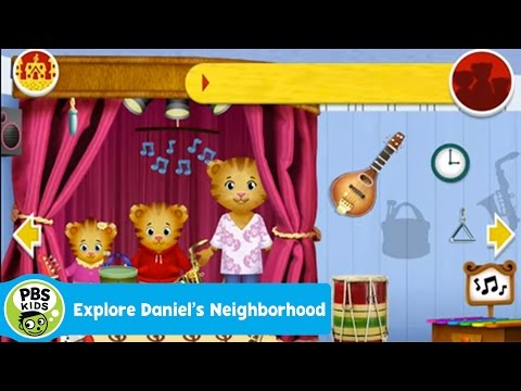 Explore Daniel's Neighborhood APK Cover