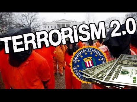FBI Fabrica de Terroristas, de la CIA no Comment! (Human Rights Watch)