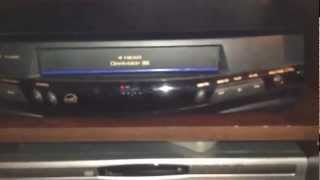 Panasonic Omnivision PV-8405S VCR video playing problem (wavy video)